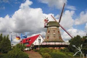 Die alte Lewitz Mühle