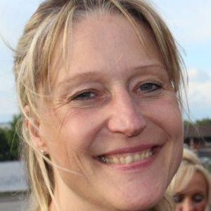 Portrait von Annemarie de Vries
