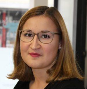 Portrait Sabrina Müll